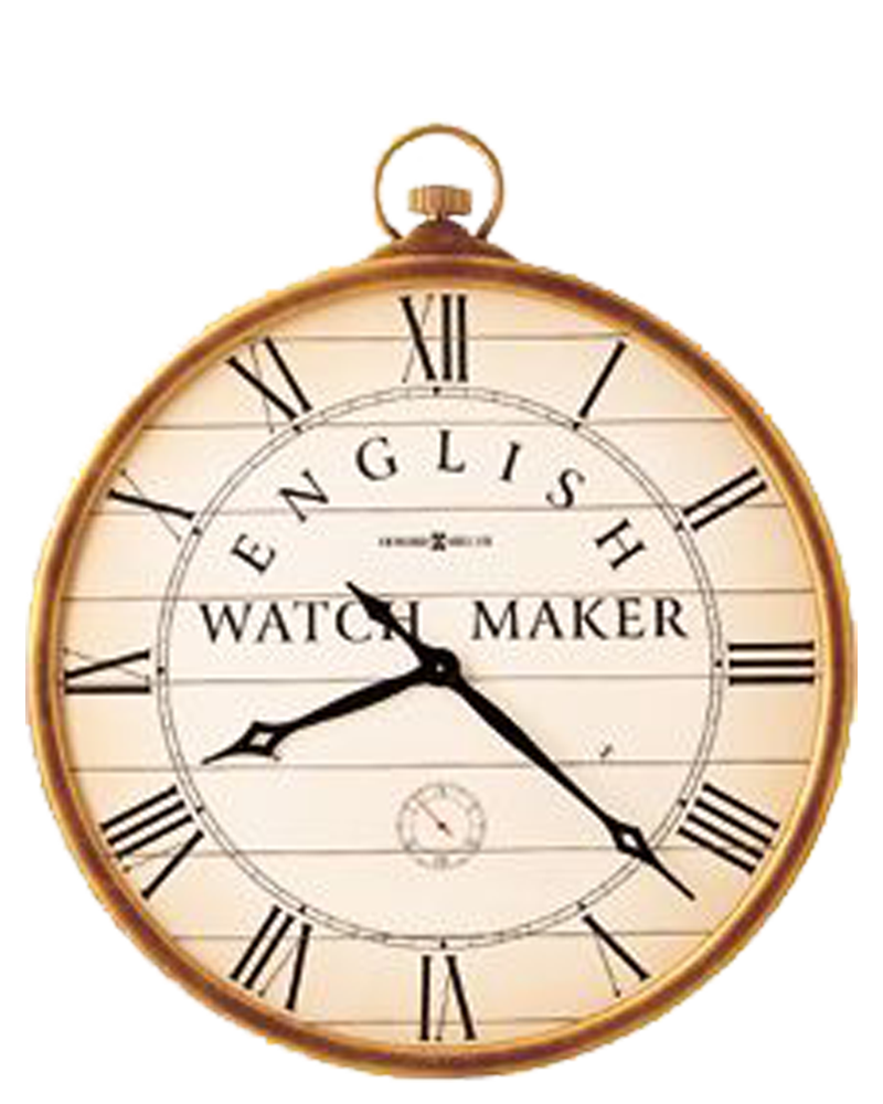 Howard Miller Watch Maker Gallery Wall Clock