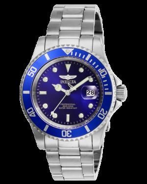 Invicta Pro Diver Blue Mens Quartz Watch