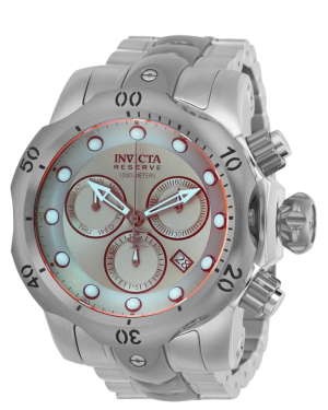 Invicta Reserve with Titanium Case and Dial Mens Quartz Watch