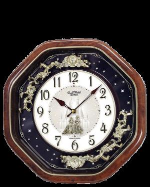 Rhythm Midnight Dream Musical Motion Clock