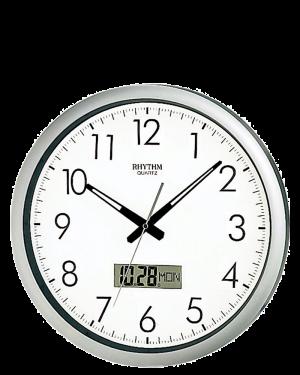 Rhythm Presente Wall Clock