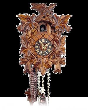 Hönes Traditional Hand-Carved Cuckoo Clock