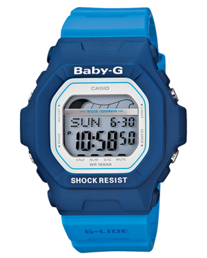 Casio-BLX5600-2-Women's-Baby-G-Shock-Resistant-Digital-Sport-Watch