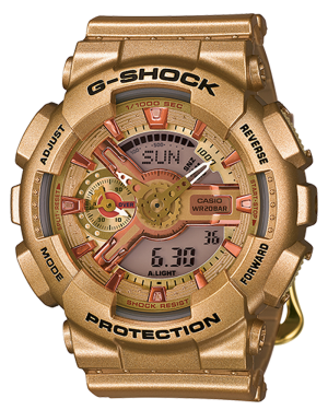 Casio-G-Shock-G-Series-Gold-Collection-Gold-Dial-Ladies-Watch-GMAS110GD4A2