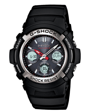 Casio-Mens-G-Shock-Tough-Solar-Atomic-Sport-Watch-AWGM100-1ACR