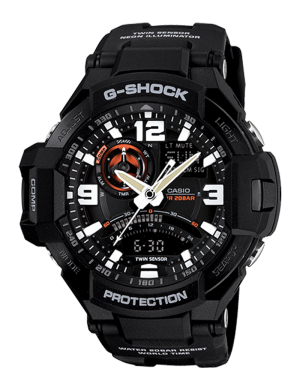 Casio-Mens-GA1000-1A-Gravity-Master-G-Shock-Aviation-Watch