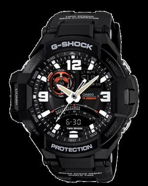 Casio-Mens-GA1000-1A-Gravity-Master-G-Shock-Aviation-Watch