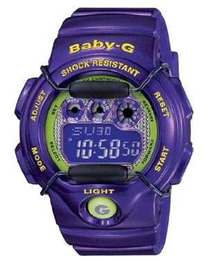 Casio-Women's-BG1005M-6-Baby-G-Multi-Function-Digital-Purple-Watch