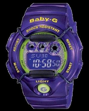 Casio-Women's-BG1005M-6-Baby-G-Multi-Function-Digital-Purple-Watch