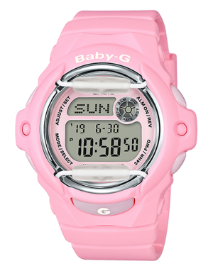 Casio-Women's-BG169R-4-Baby-G-Pink-Whale-Digital-Sport-Watch