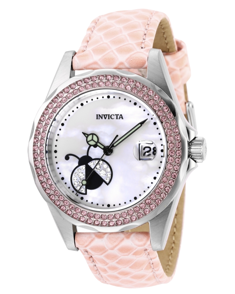 INVICTA-ANGEL-WOMENS-QUARTZ-38-MM-STAINLESS-STEEL-CASE-WHITE-DIAL-29027