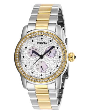 INVICTA-ANGEL-WOMENS-QUARTZ-38MM-STAINLESS-STEEL-GOLD-CASE-PAVE-WHITE-DIAL-28467