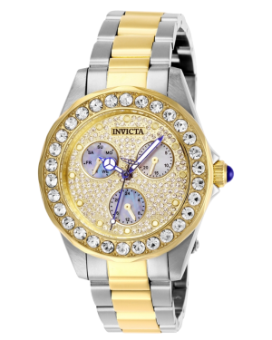 INVICTA-PRO-DIVER-WOMENS-QUARTZ-38MM-STAINLESS-STEEL-GOLD-CASE-PAVE-CHARCOAL-DIAL-28459