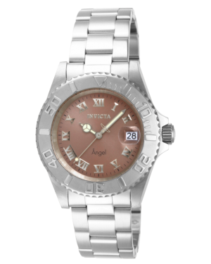 INVICTA-WOMENS-ANGEL-SWISS-MOVEMENT-QUARTZ-WATCH-–-STAINLESS-STEEL-CASE-STAINLESS-STEEL-BAND-14362