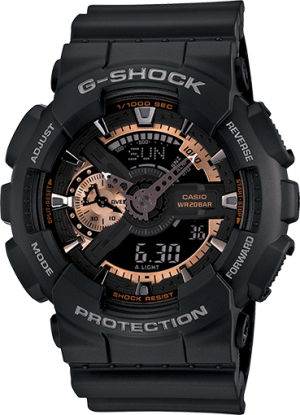 Casio G-Shock Digital Analog Watch