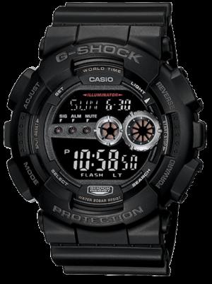 Casio G-Shock Digital Watch GD-100-1BCR