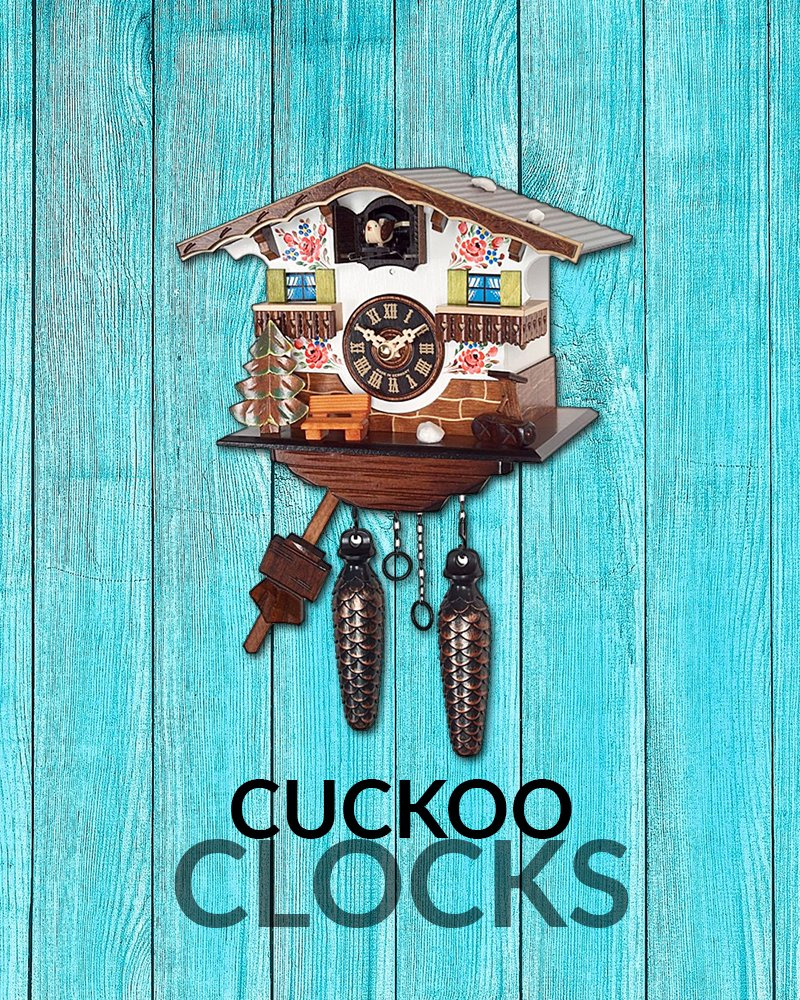 cuckoo clocks collection