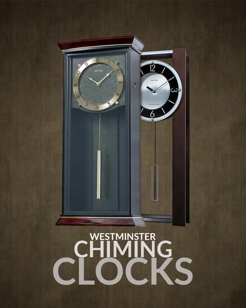westminster clocks graphic